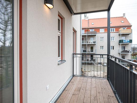 Balkone Weidengärten 2