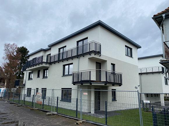 Häuser Büdingen 2