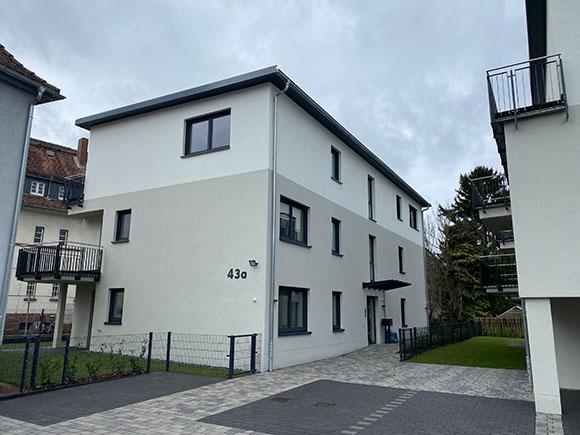Innenhof Büdingen 022021