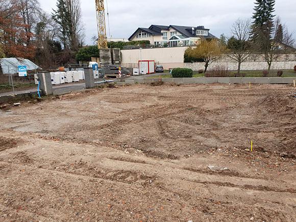 Baustelle Roßdorf 1