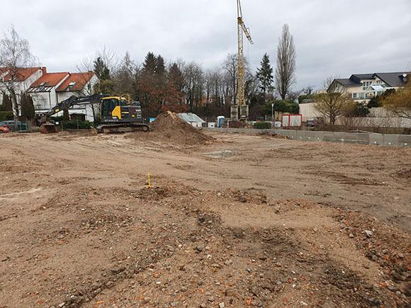 Baustelle Roßdorf 2
