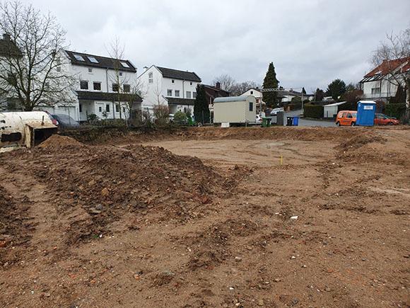 Baustelle Roßdorf 3