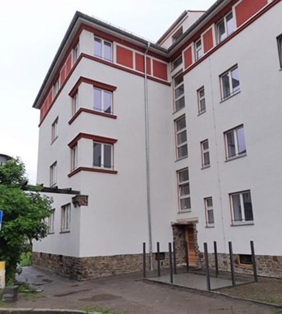 Eingang Fliederhof 11