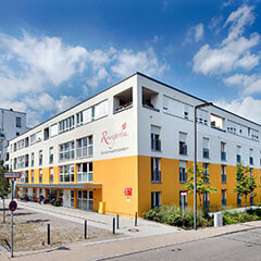 Seniorenwohnzentrum Rosengarten