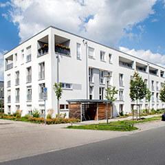 Seniorenwohnzentrum Röthelheimpark