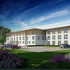 Pflege-Neubau Unterammergau