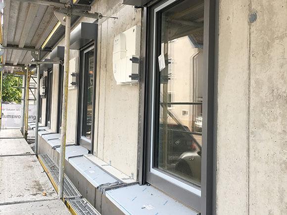 Fenster Wohnen Am Hillerplatz